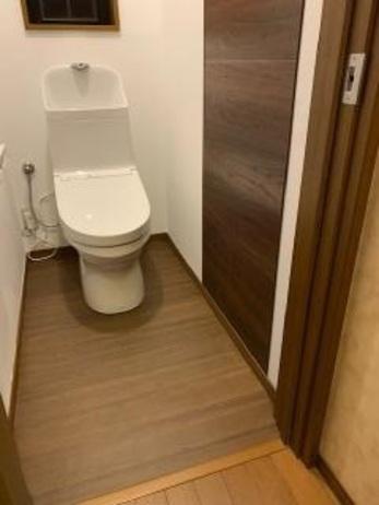 うちのトイレじゃないみたい!! 綺麗でカッコよくて凄すぎる!!